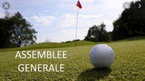 Assemblée Générale de la section Golf @ Stade Robert Launay