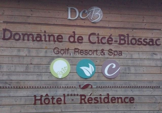 Hermine Tour 2 au Golf de Cicé Blossac