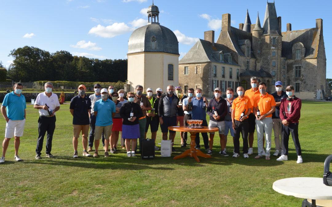 ASPTT RENNES Champion départemental 2020