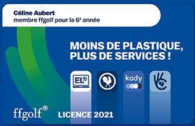 Licence 2021