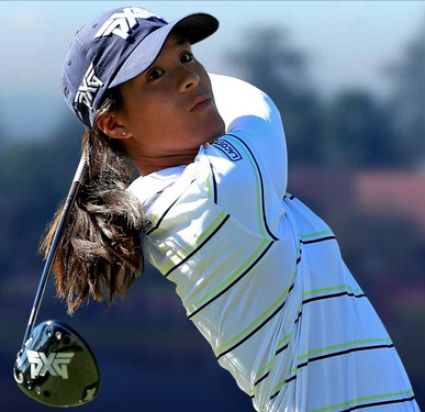 Céline Boutier remporte le tournoi SHOPRITE LPGA Classic